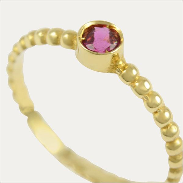 turmalin tourmaline ring gold pink rosa schmuck handmade handarbeit goldschmiede freiburg