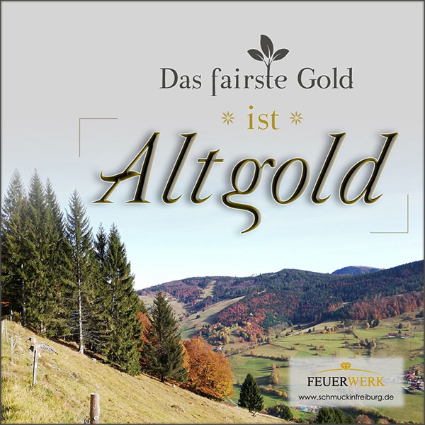 Fairgold Gold ethical gold recycled gold oro reciclado